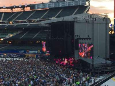 Citi Field, section: 305, row: 1, seat: 1