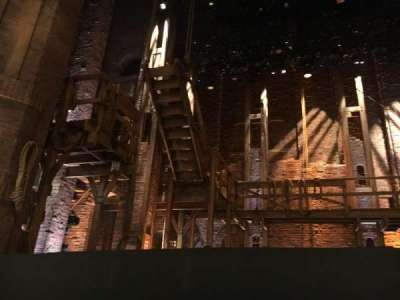 CIBC Theatre section Floor