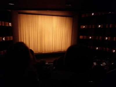 David H. Koch Theater, section: Second ring, row: E, seat: 1