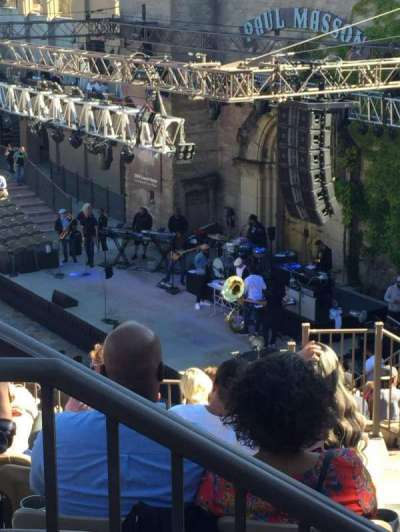 Mountain Winery section 22