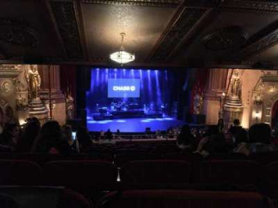 Beacon Theatre section LOGE 1