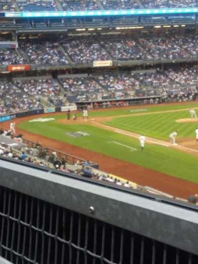 Yankee Stadium, section: 212, row: 1, seat: 6