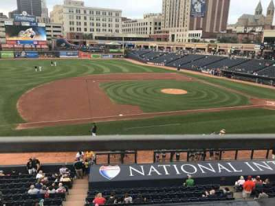 Canal Park, section: 225, row: A, seat: 7