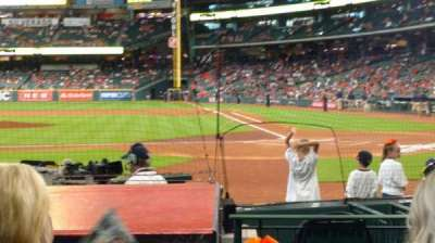 Minute Maid Park, section: 116, row: 9, seat: 2
