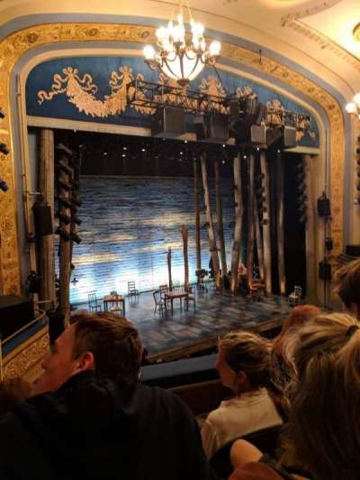 Gerald Schoenfeld Theatre, section: Mezzanine, row: C, seat: 15