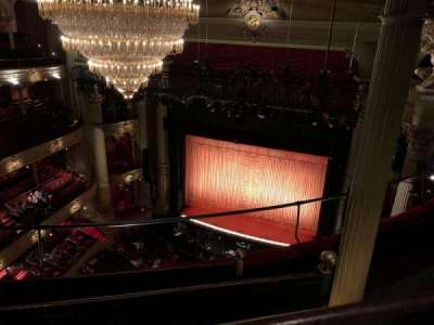 Academy of Music, section: Amphitheater D, row: D, seat: 16
