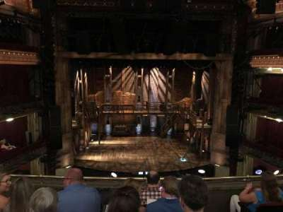 CIBC Theatre section Mezzanine LC