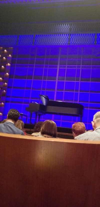 Stephen Sondheim Theatre, section: Orchestra, row: E, seat: 105