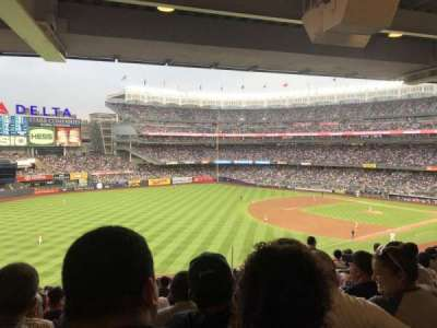 Yankee Stadium, section: 230, row: 22, seat: 6