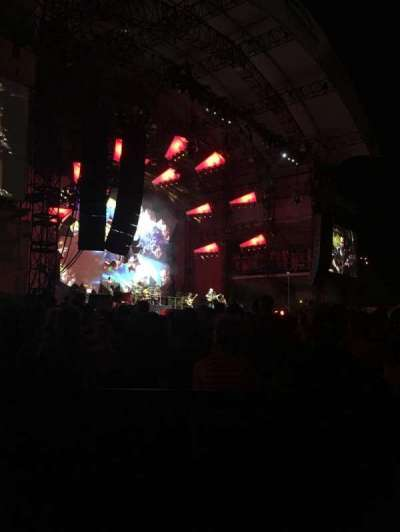 Huntington Bank Pavilion at Northerly Island, section: 207, row: A, seat: 11