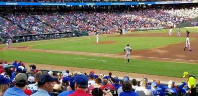 Globe Life Park in Arlington, section: 35, row: 15, seat: 1