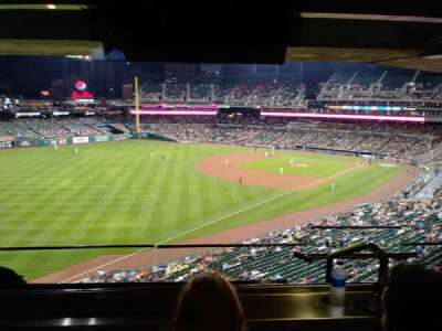Comerica Park, section: 249