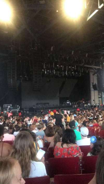 American Family Insurance Amphitheater, section: 3, row: DD, seat: 2
