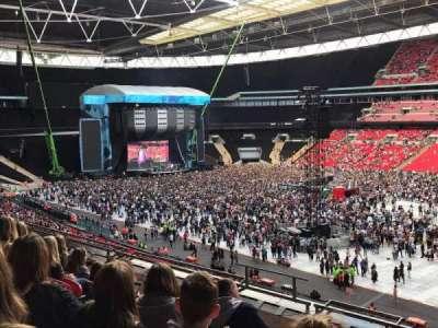Wembley Stadium, section: 223, row: 7