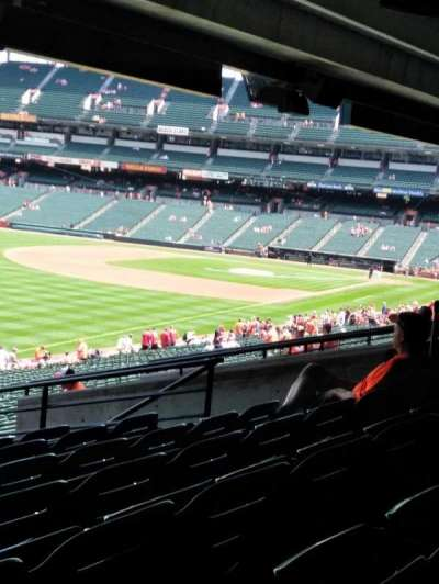 Oriole Park at Camden Yards, section: 71, row: 9, seat: 12