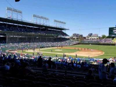 Wrigley Field, section: 233, row: 7, seat: 108