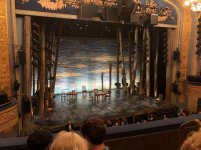 Gerald Schoenfeld Theatre, section: Mez, row: C, seat: 5