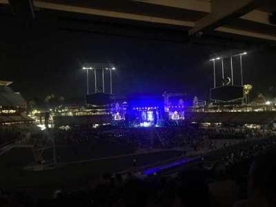 Dodger Stadium section 118LG