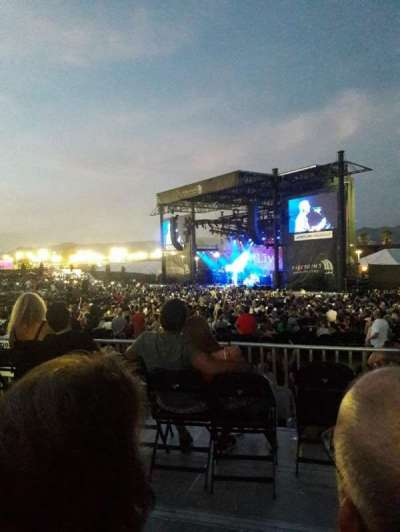 FivePoint Amphitheater, section: 301, row: 2, seat: 37