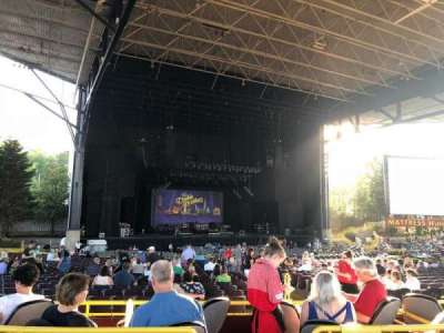 Jiffy Lube Live, section: 204, row: C, seat: 4