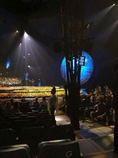 Cirque Du Soleil - Luzia section 202