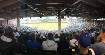 Wrigley Field, section: 220, row: 19, seat: 102