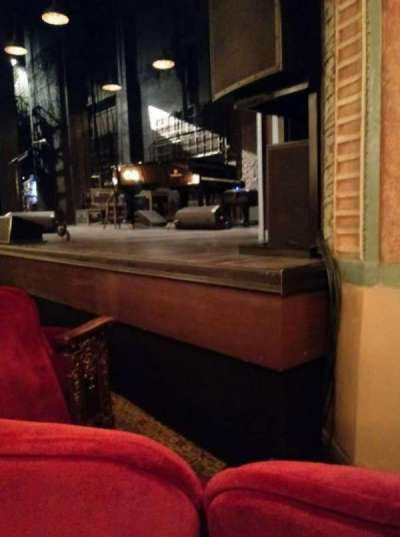 Walter Kerr Theatre, section: ORCH R, row: D, seat: 14