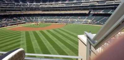 Target Field, section: 237, row: 2, seat: 1