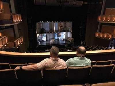 Ahmanson Theatre, section: Mezzanine, row: D, seat: 41