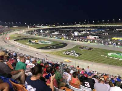 Kentucky Speedway, section: Kentucky Tower P