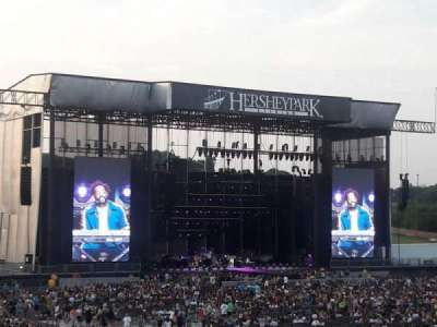 Hershey Park Stadium, section: 3, row: N, seat: 20