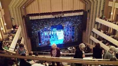The Smith Center, section: Balcony, row: F, seat: 217