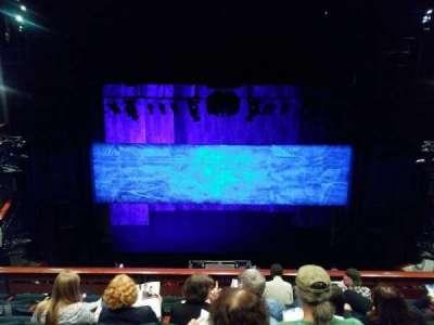 The Roda Theatre at the Berkeley REP section Mezzanine
