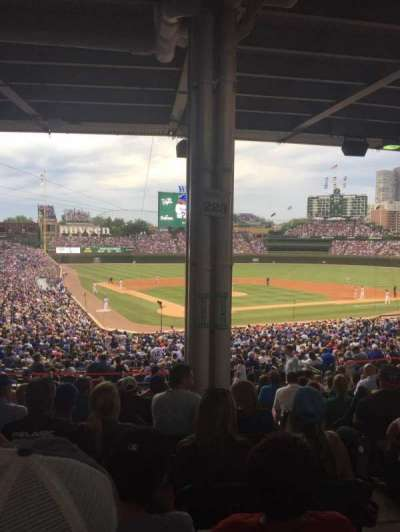 Wrigley Field, section: 223, row: 13, seat: 103