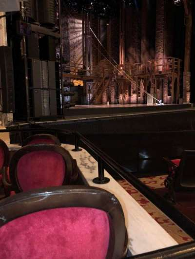 KeyBank State Theatre, section: Level Box, row: 1, seat: 1