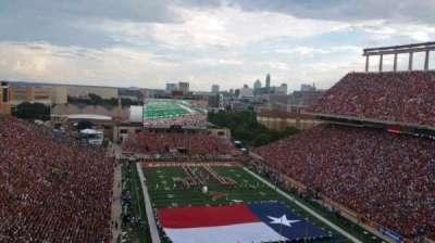 Texas Memorial Stadium, section: 117, row: 9, seat: 29