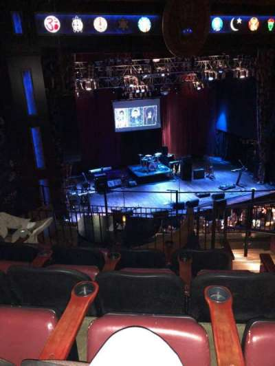 House Of Blues Dallas Section 113 Row F Seat