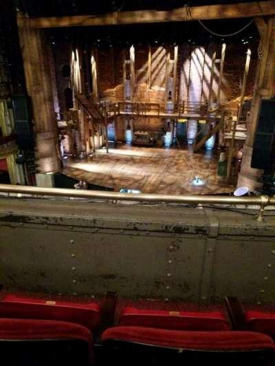CIBC Theatre, section: Mezz RC, row: B, seat: 316