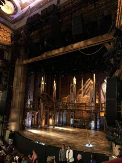 CIBC Theatre section Box 2