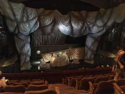 Majestic Theatre section Rear Mezzanine L