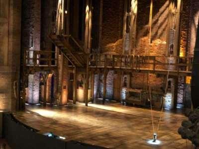 CIBC Theatre section DCRBX2