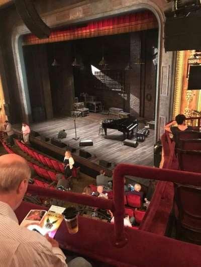 Walter Kerr Theatre Section Mezz Right Row B Seat