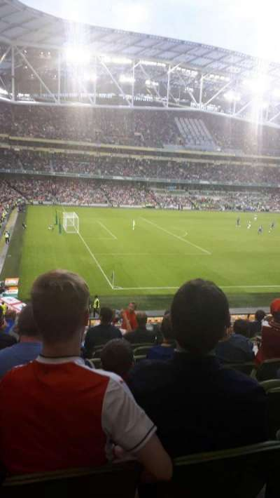 Aviva Stadium section 309
