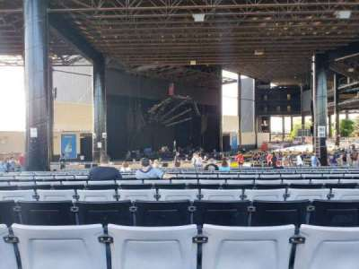 Hollywood Casino Amphitheatre (Tinley Park) section 206
