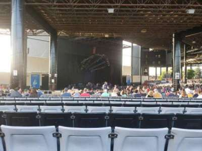 Hollywood Casino Amphitheatre (Tinley Park), section: 206, row: FFF, seat: 40