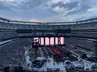 MetLife Stadium section 228B