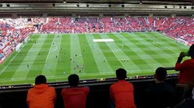 Old Trafford section NN403