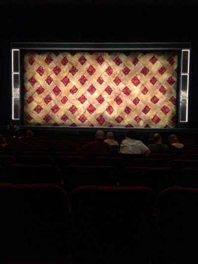 Hollywood Pantages Theatre section OrchC