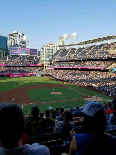 PETCO Park section 210