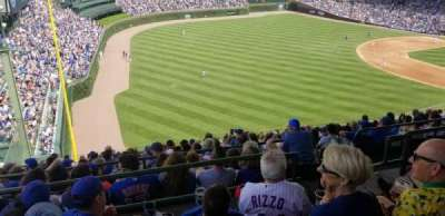 Wrigley Field section 503